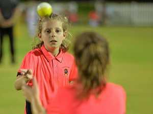Mackay girls don't like cricket - they love it