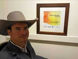 National award for innovative Bundaberg cattle farmer