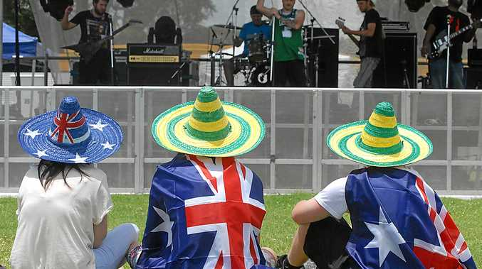 Australia day celebrations; when should they occur?