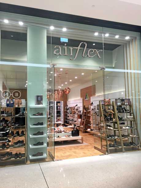Airflex opens at Grand Central Shopping Centre
