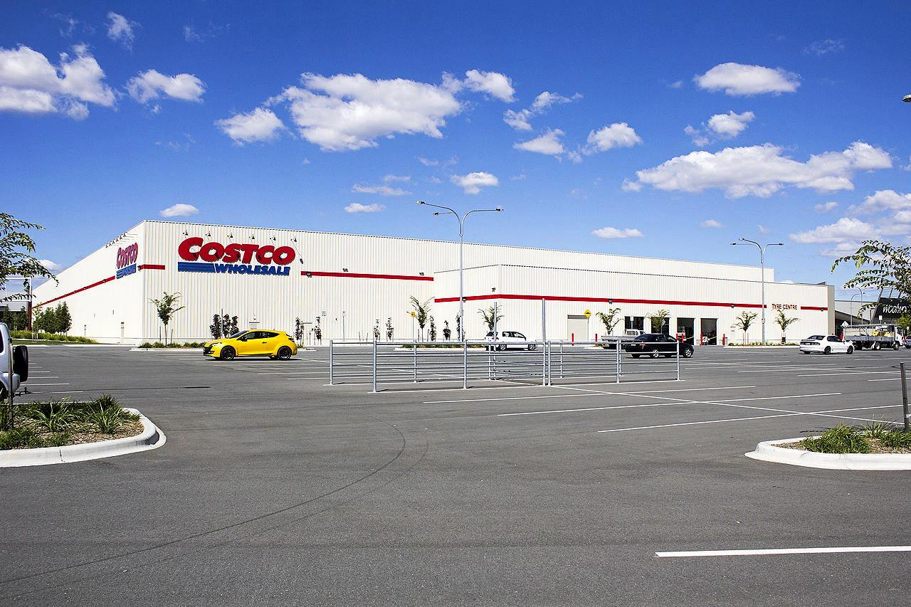 PRICE WARS: A Costco store similar to this one in Canberra, is planned for Ipswich.