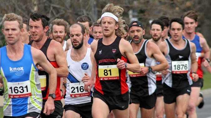 CONTENDER: Mitchel Brown will contest the Sunshine Coast Half Marathon.