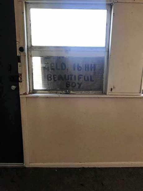 Tenants left a Bundaberg unit dirty and in disrepair.