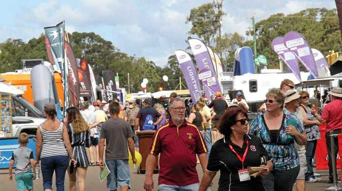 GREAT OUTDOORS: The Wide Bay and Fraser Coast Home Show and Caravan, Camping, 4x4 and Fishing Expo is on this weekend.