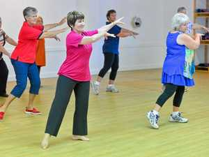 GET RHYTHM: There's opportunities to move and dance this Seniors Week.