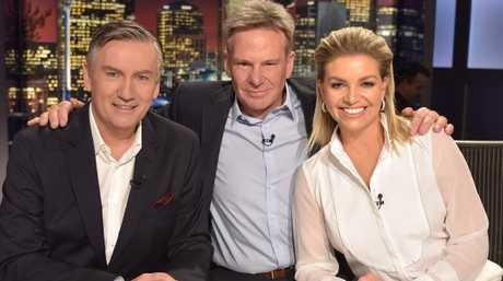 The new crew of The Footy Show.Source:Supplied