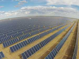 FRV's Moree Solar Farm.