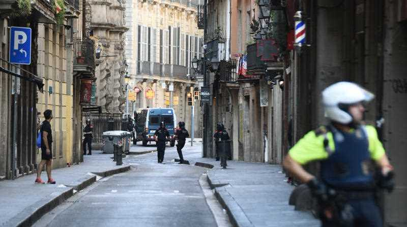 A terror attack in Barcelona. A spate of terror attacks in recent years has sparked a crackdown on borders.