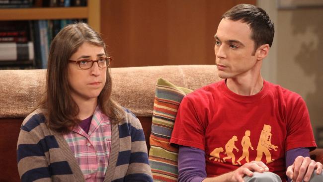Mayim Bialik plays Amy Farrah Fowler on The Big Bang Theory.