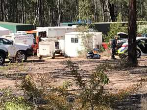 UPDATE: Couple charged over meth lab bunker near Gympie