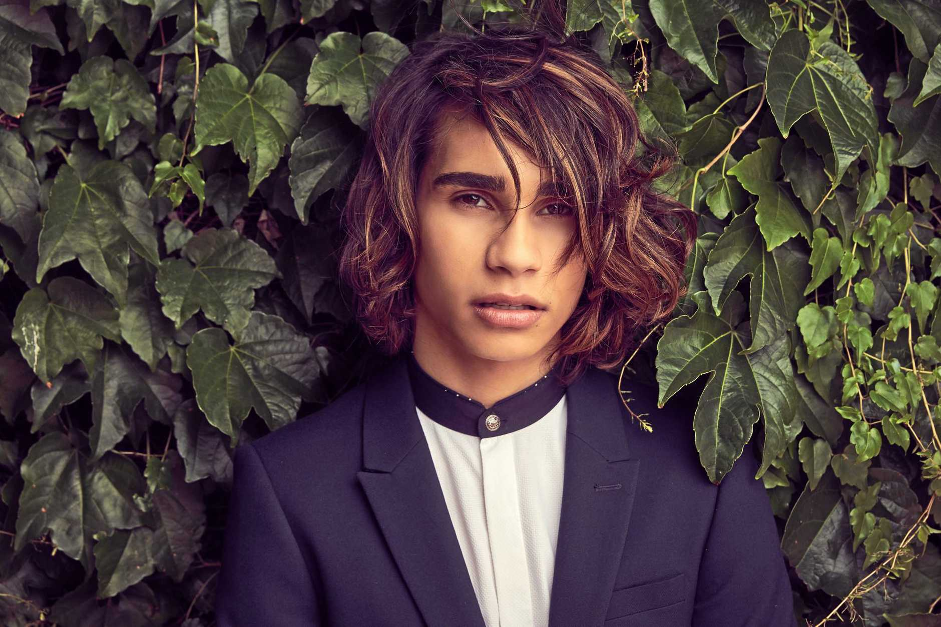 Isaiah Firebrace will be among the entertainers wowing Toowoomba crowds.