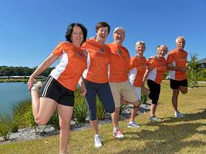 Over 50s hoard aims to break Sunshine Coast Marathon record