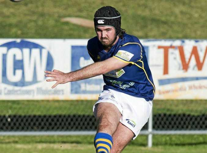 The Risdon Cup's leading point scorer Dan Merker will be a key player tomorrow in Dalby's push for a September 2 grand final spot when they meet Goondiwindi at John Ritter Oval.