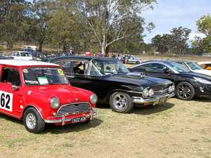It's classic cars' time to shine at Leyburn