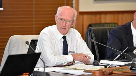 Fraser Coast mayor Chris Loft.