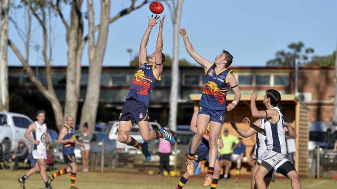 AFL Darling Downs talent is making its way up the national Australian Rules ladder.