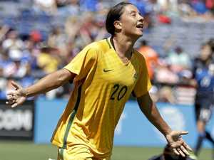 Matildas star in the running to be named world's best