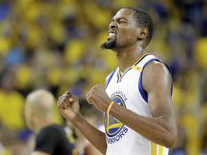 Durant won't be accepting White House invite