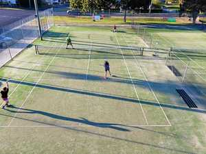 An exciting finale for Lower Clarence tennis