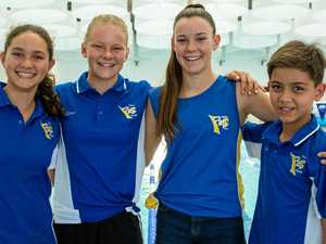 Gympie swimmers look for short course glory