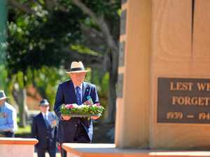 LEST WE FORGET: Vietnam Veterans Day - Anzac Park, Gladstone - August 18, 2017.