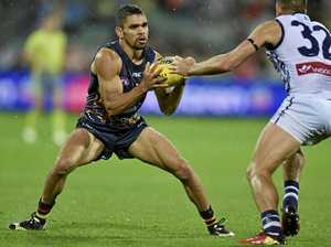 Fagan fires back at Crows coach over Cameron comments