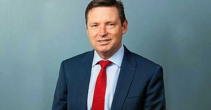 Lyle Shelton from the Australian Christian Lobby. Photo Contributed