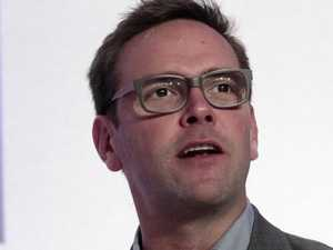 James Murdoch blasts Donald Trump
