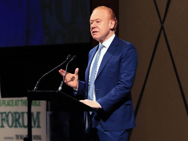 Anthony Pratt is Australia's richest man. Picture: Aaron Francis/The AustralianSource:News Corp Australia