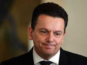 WATCH: Powerbroker Nick Xenophon quits Senate
