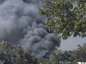 Noosa fire