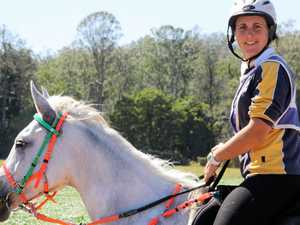 Locals compete with best at Australian Championship's first ride