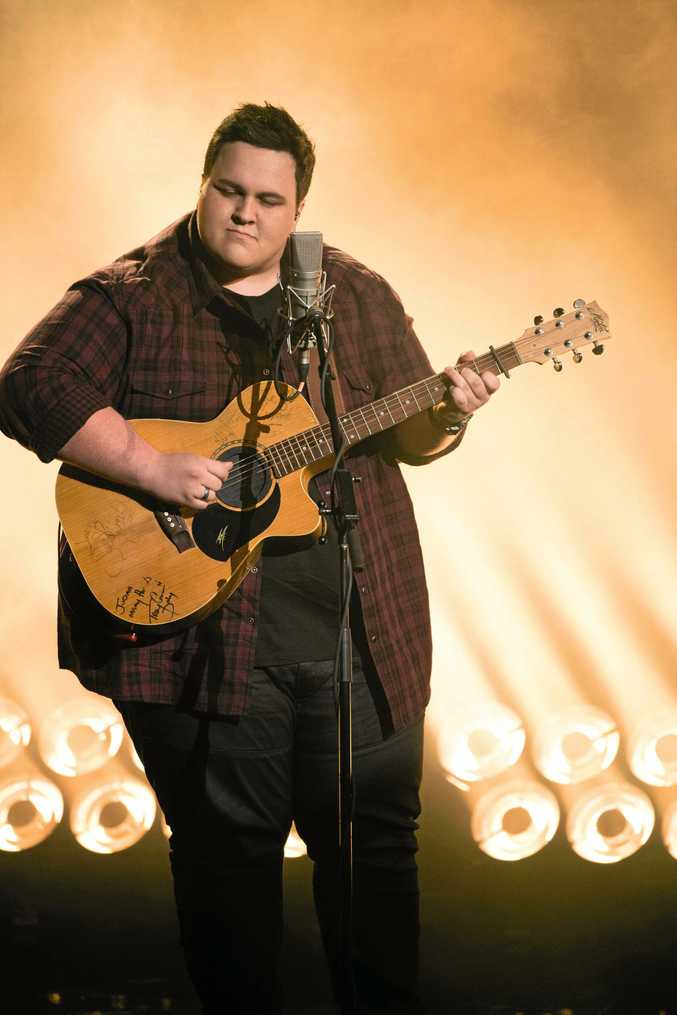 Judah Kelly will be rocking the Muster stage this week