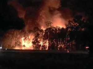 Coast suburbs still high risk in wake of 'major, major fire'