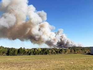 EXPLAINED: Why smoke is blanketing the Sunshine Coast