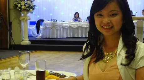 Sydney bank worker Suria Intan is in a serious condition in hospital in Barcelona. Picture: Facebook