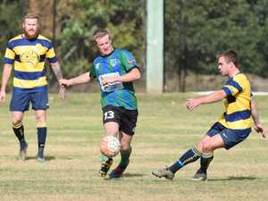 NCF - Dingoes v Bobcats