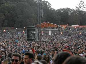 Splendour in the Grass could swell to 50,000 revellers