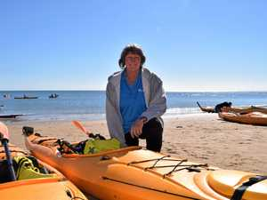 Researcher, former Olympic champ headlines Paddle Out