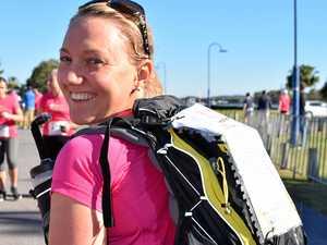 B2B runner trains for week-long desert ultramarathon