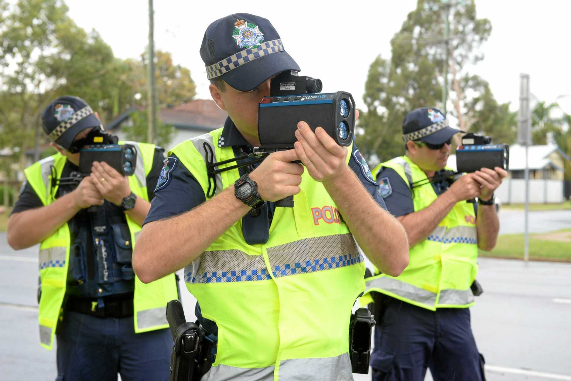 ROAD SAFETY: Police will be out in force this week to crack down on road offences across the Fraser Coast, as part of Road Safety Week.