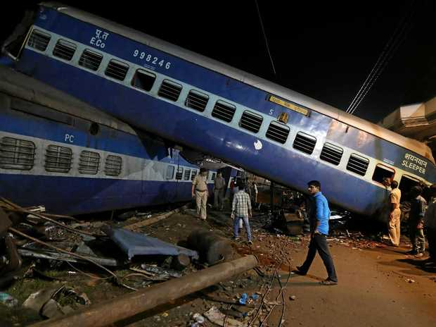 20 dead, 92 injured in train tragedy: Railways