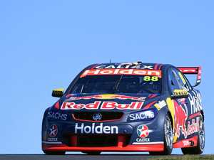Whincup soars to top of Supercars winners' table