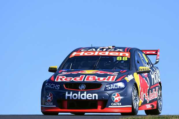 Jamie Whincup wins in Sydney, claims all-time V8 Supercars record