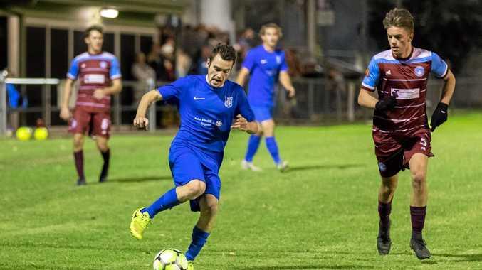 PREMIERSHIP: Noosa premier men's side claimed its first regular season title since 2000 when it demolished Gympie Diggers 8-0.
