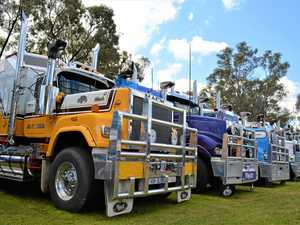 TOP NOTCH: There will be trucks old and new at Deniliquin, but all will be the finest of their brands.