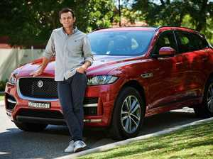 Adam Gilchrist now lives life at F-Pace