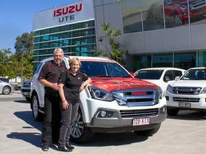 Isuzu UTE Australia help drive child safety message