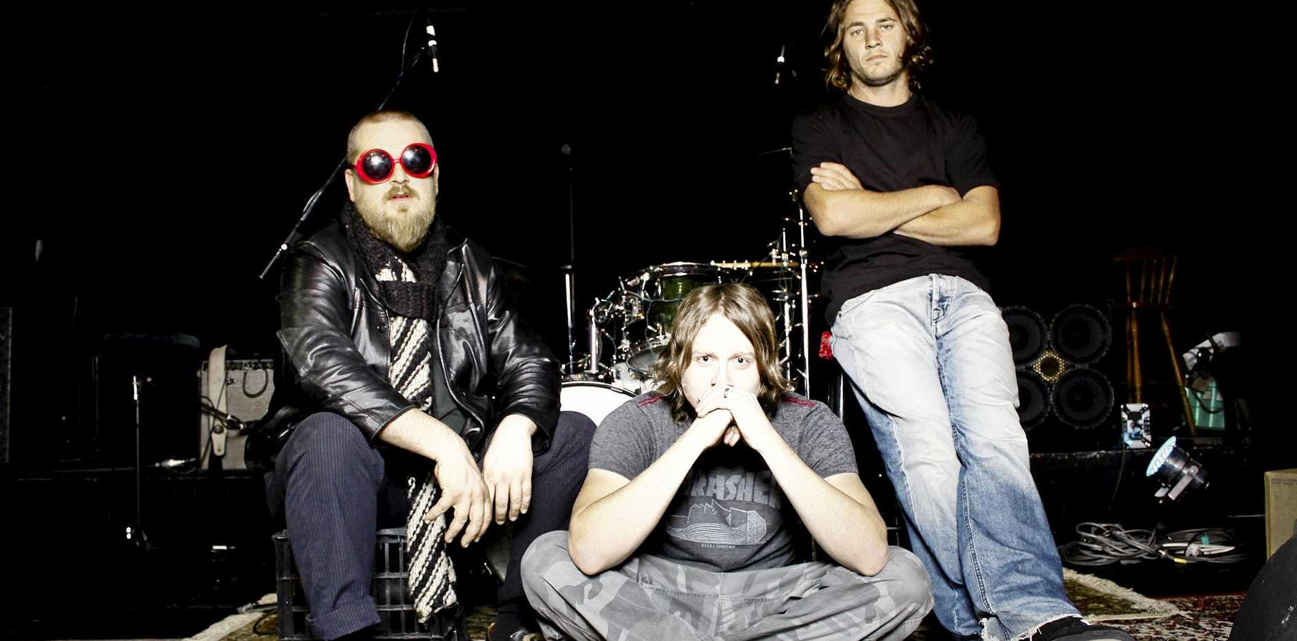 Chase the Sun play Currumbin RSL's Soundlounge on Saturday night.