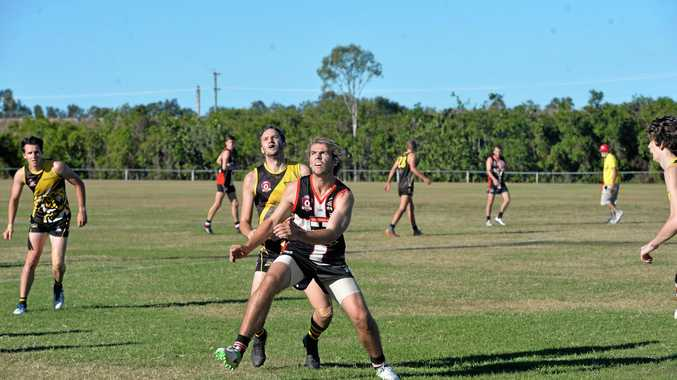 Bakers Creek Tigers pushed the Saints all the way in their final game of the season.